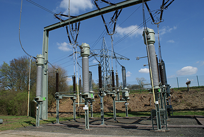SF6-free 245 kV current transformers using GE g3 green gas for grids